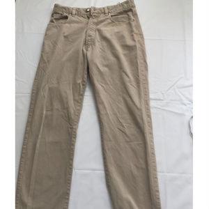 Ermenegildo Zegna Casual Pants Classic Fit Sz 34